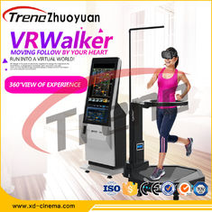 3 PCS VR games+ 4-6 PCS Update 360 Degree Immersion Virtual Reality Treadmill Run With A View