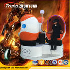 Trung Quốc Multi Colors 9D VR Simulator , 9d Motion Ride Professional Egg Design Công ty